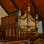 St Thomas Church Organ